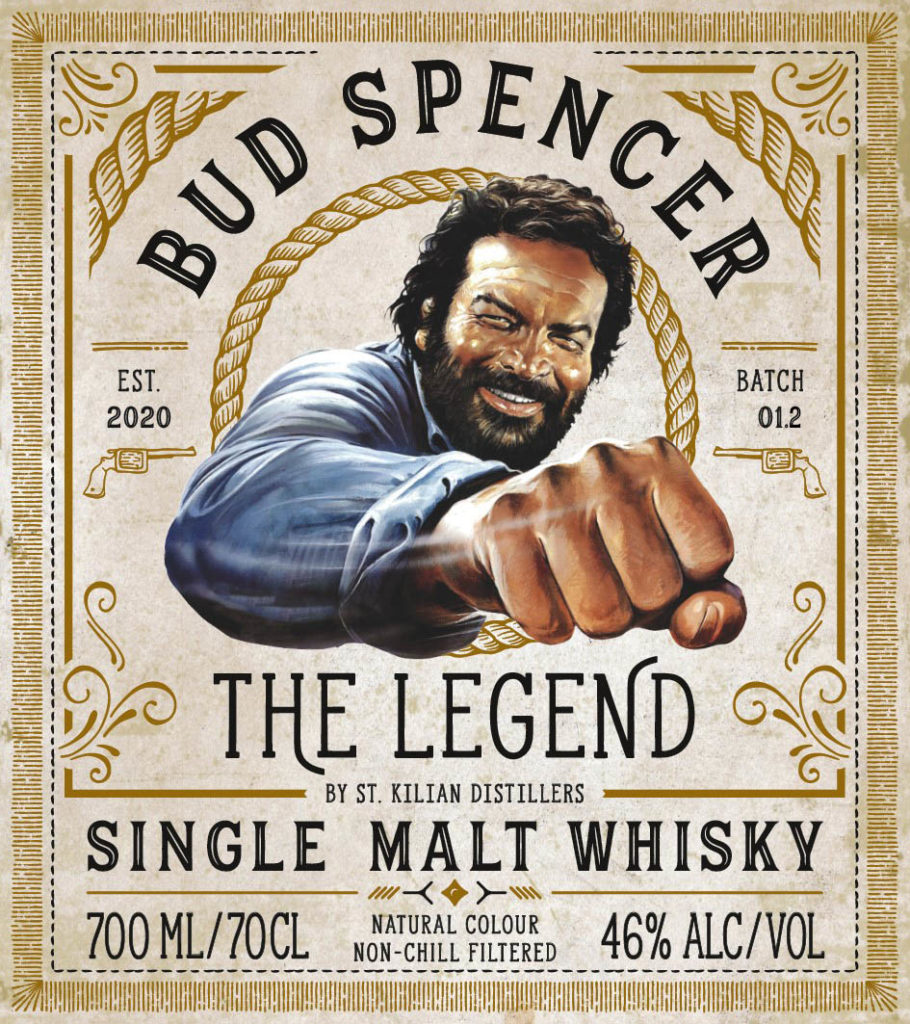 "St. Kilian launcht ""Bud Spencer Whisky"" 1"