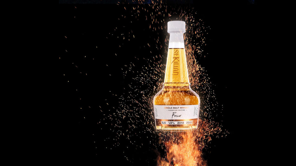 Whisky Signature Edition Four